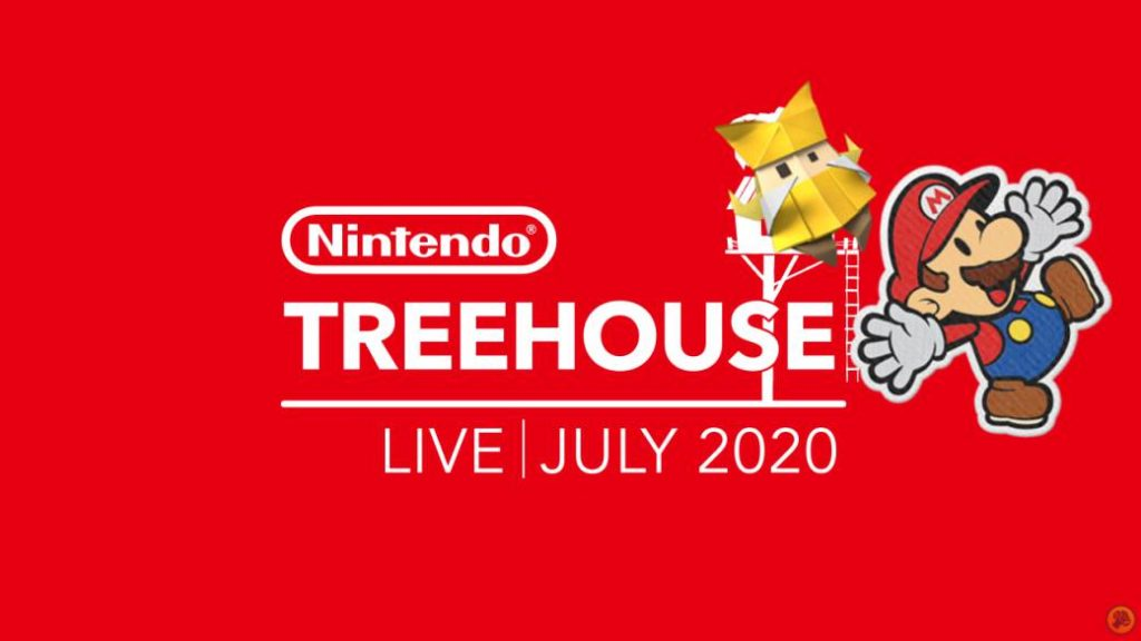 Nintendo Treehouse Live | Follow the presentation of the new third party game live