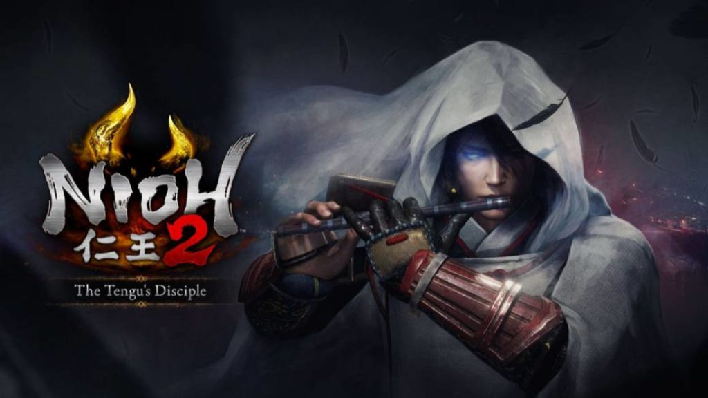 Nioh 2 presents the launch trailer for their first DLC, The Disciple of Tengu