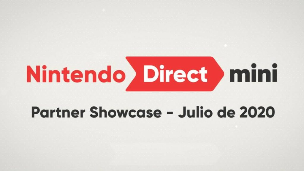 Official: Nintendo Direct Mini this Monday; time and first details