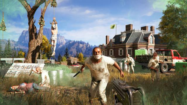 Ps4 Offers Far Cry 5 For Less Than 10 Euros The Discount Of The