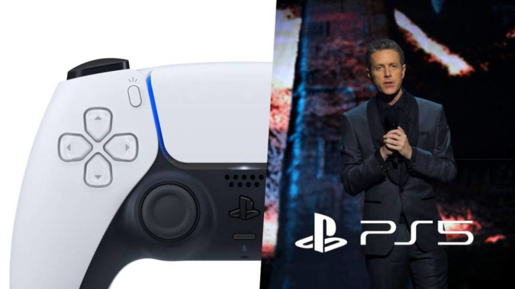 PS5 DualSense: live presentation of the PlayStation 5 controller with Geoff Keighley