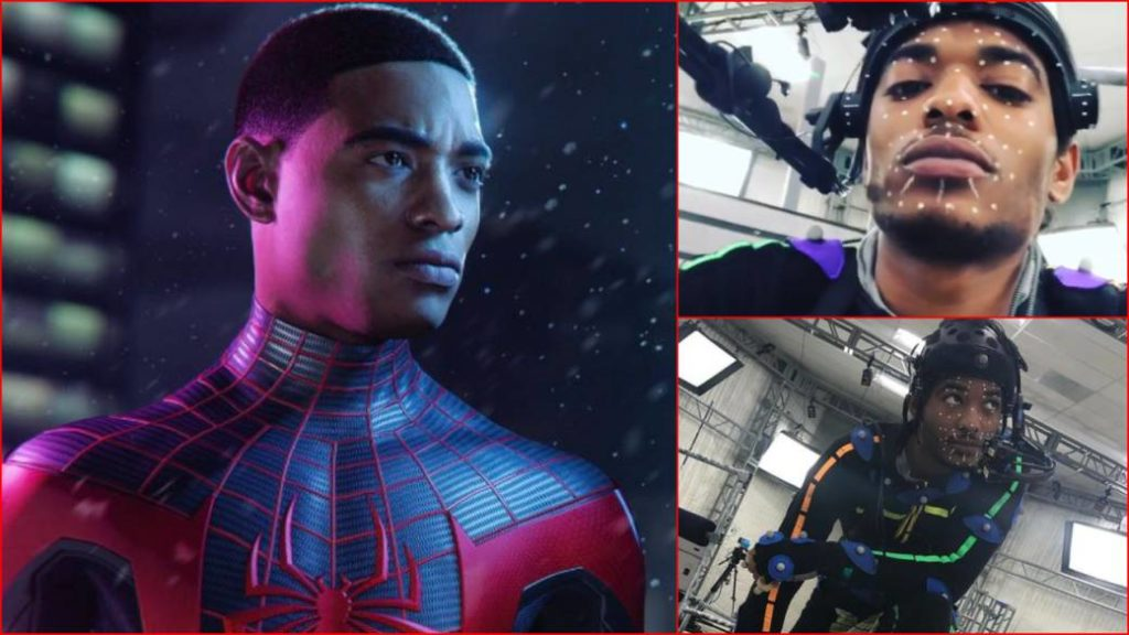 PS5 | Spider-Man: Miles Morales actor shows footage of his motion capture