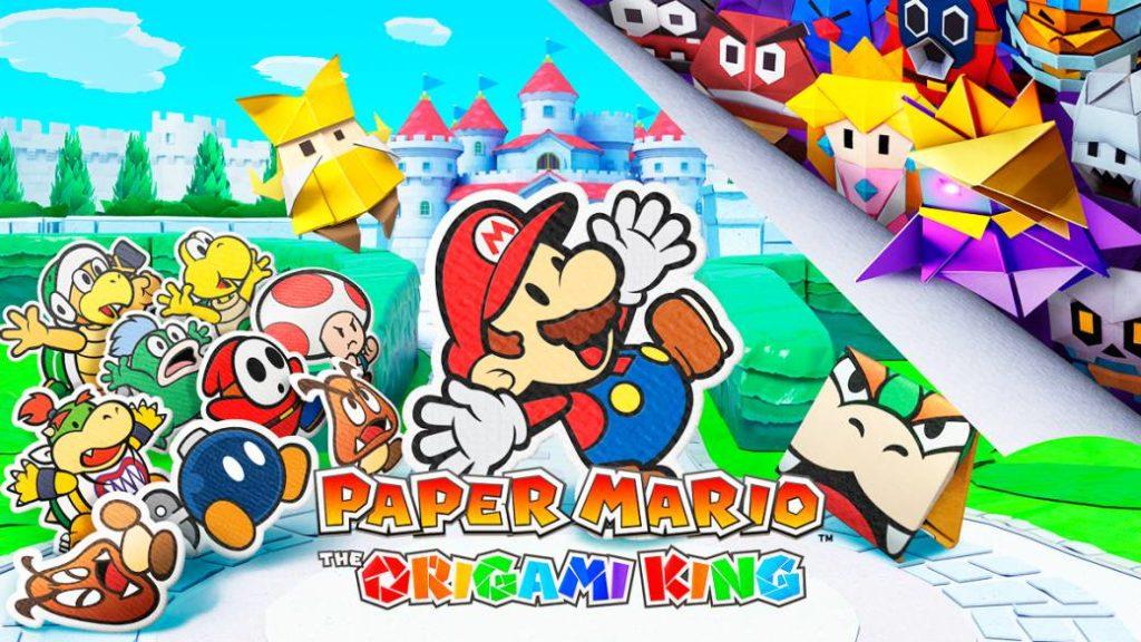 Paper Mario: The Origami King, Reviews. A triumphant return for the saga