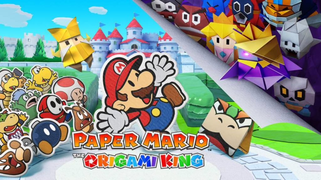 Paper Mario: The Origami King   Where to buy the game, price and editions