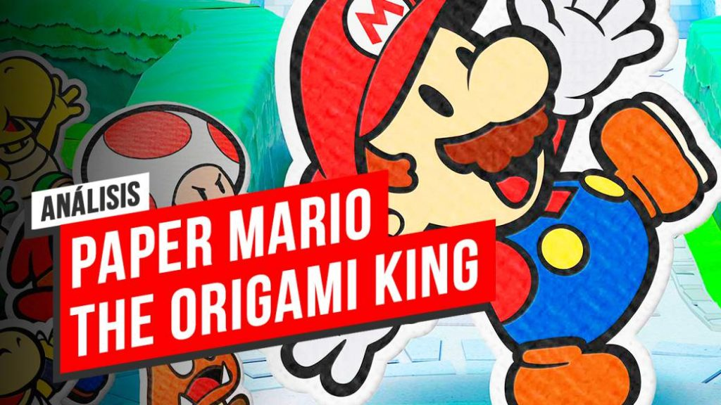 Paper Mario: The Origami King, video Reviews