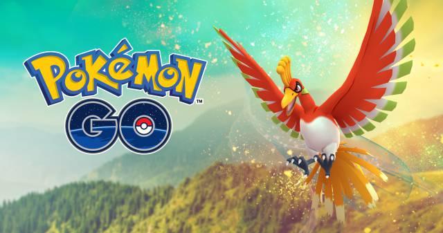 Pokémon GO: how to beat and capture Ho-Oh