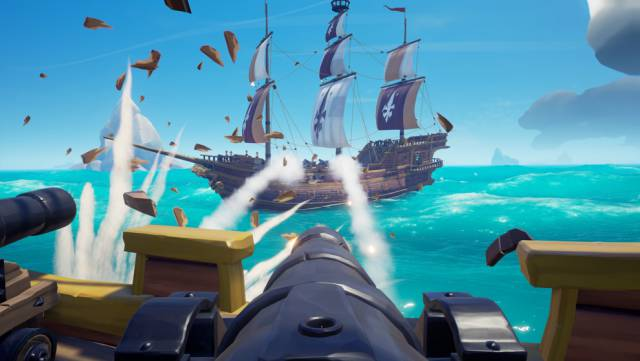 Sea of ​​Thieves breaks records in 2020: more played this year than in its departure