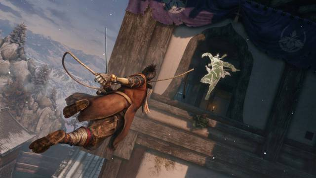Sekiro: Shadows Die Twice Game