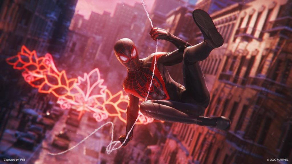 Spider-Man: Miles Morales will be playable at 4K and 60fps on PS5