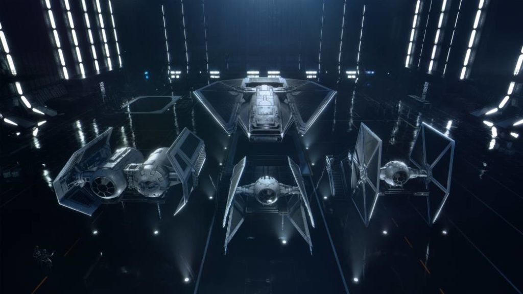 Star Wars Squadrons dazzles with a new 15-minute gameplay