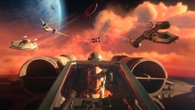 Star Wars Squadrons hide customization hardcore mode