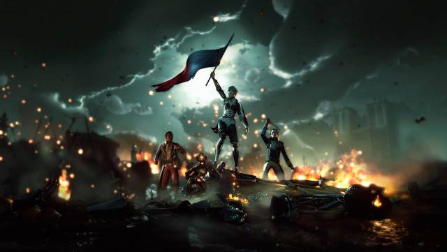 Steelrising: new action RPG set in a dystopian French Revolution