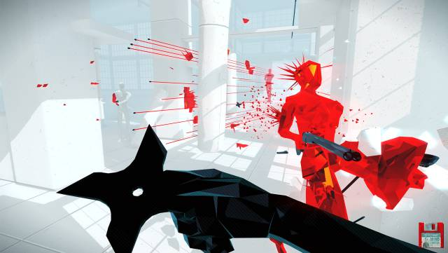 Superhot: Mind Control Delete is official and free for Superhot buyers