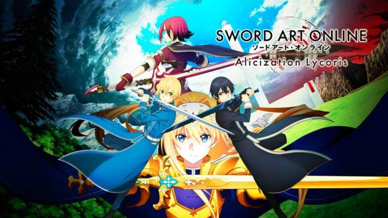 Sword Art Online: Alicization Lycoris, analysis