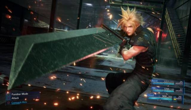 The Coronavirus has not affected too much the development of Final Fantasy 7 Remake Part 2