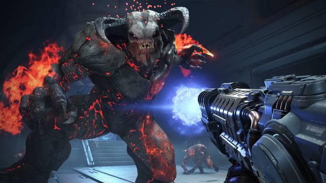 Doom eternal nintendo switch date coming soon