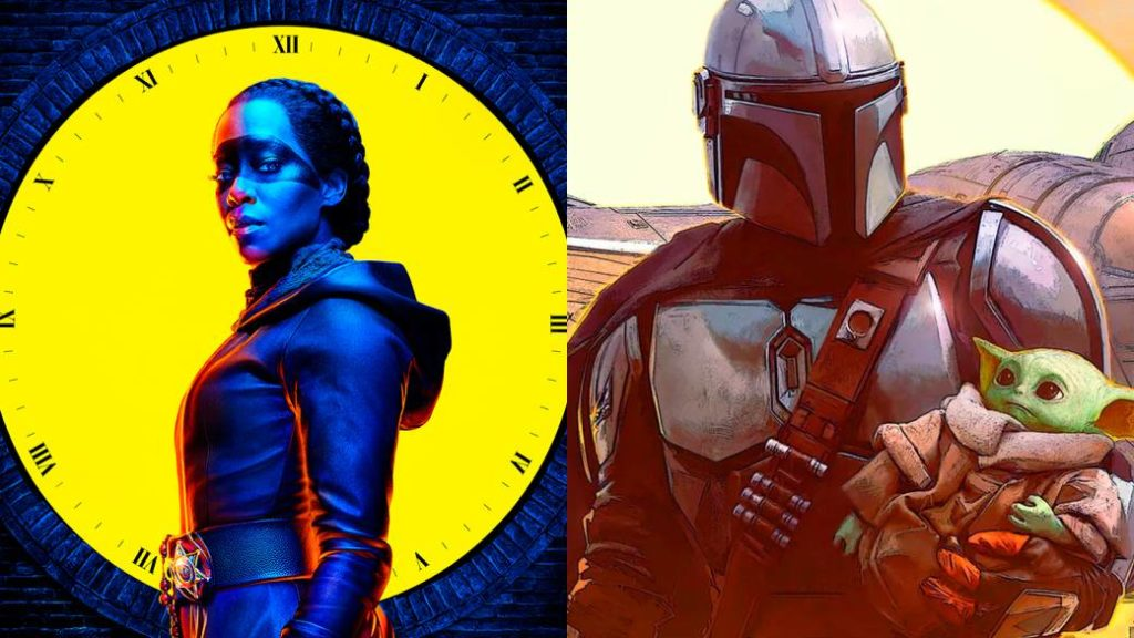 The Mandalorian and Watchmen series sweep Emmy nominations