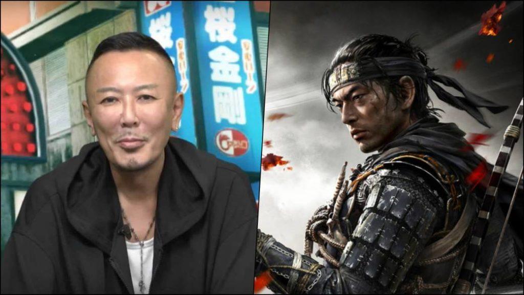 The Yakuza director, enchanted by Ghost of Tsushima; praises Sucker Punch