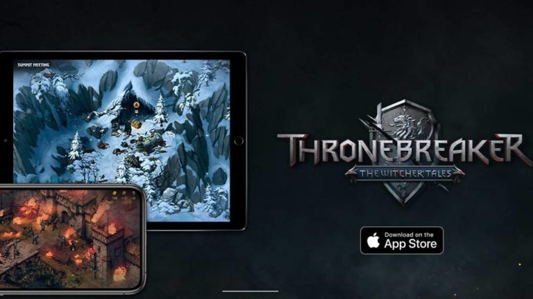 Thronebreaker: The Witcher Tales comes to iOS phones and tablets; It will also be released on Android