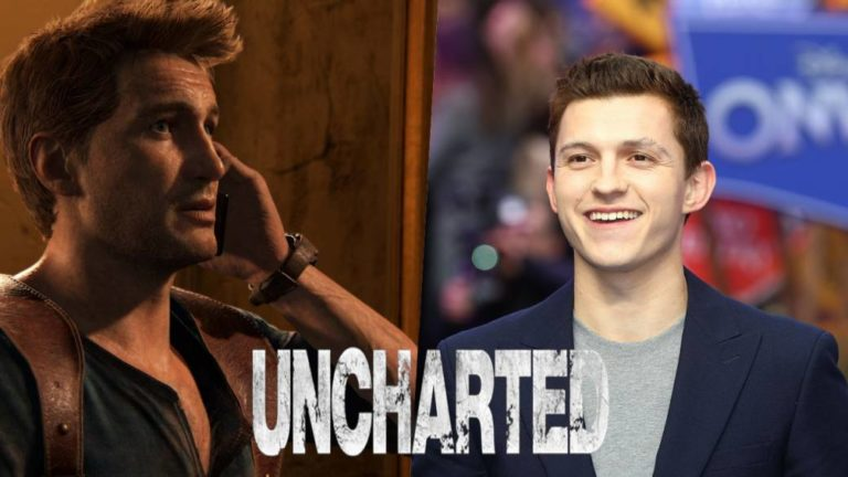 Tom Holland confirms this: Filming for the Uncharted movie has begun