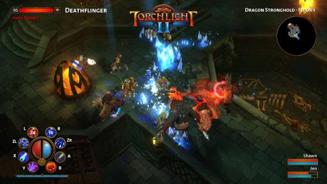 Torchlight 2, Epic Games