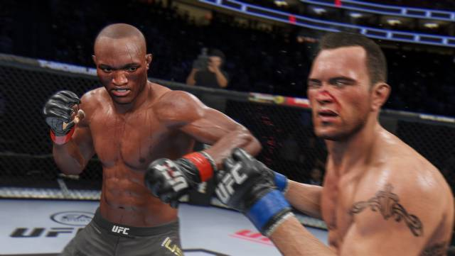 UFC 4 presentation release date ps4 xbox one
