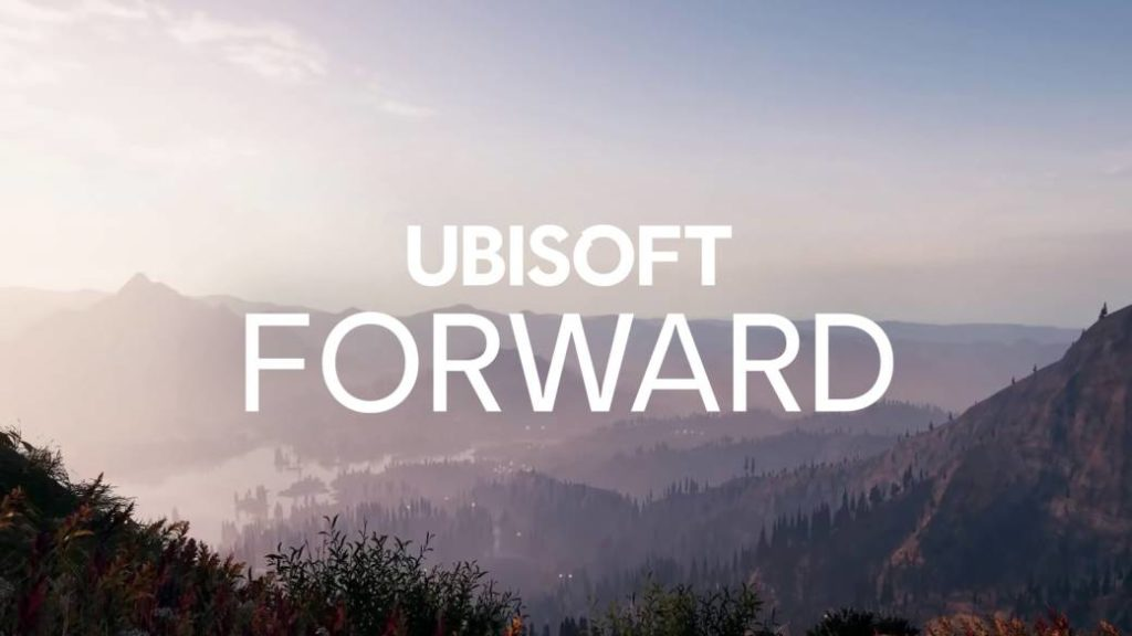Ubisoft Forward event live and online: live conference