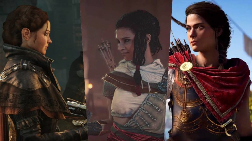 Ubisoft cut female lead in Assassin's Creed, says Bloomberg