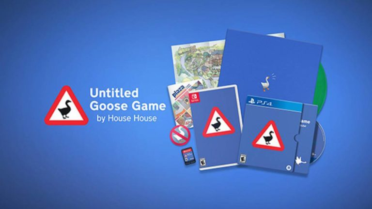 Untitled Goose Game will arrive on September 29 in physical format