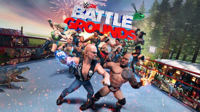 WWE 2K Battlegrounds, new details and release date