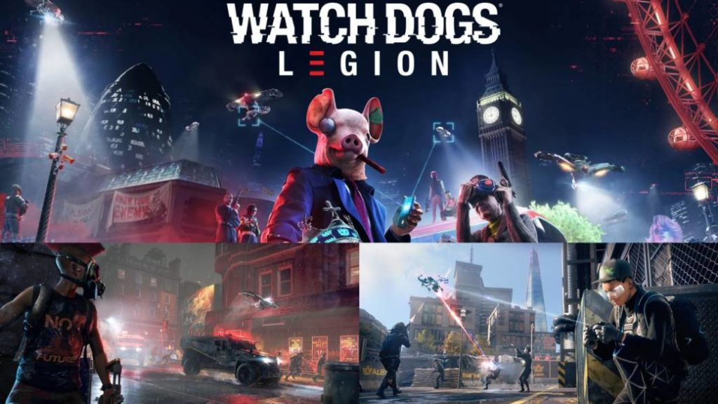 Watch Dogs Legion: Ubisoft took advantage of the delay to improve the main mechanics