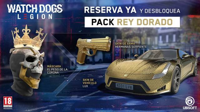 Watch Dogs Legion editions season pass prices