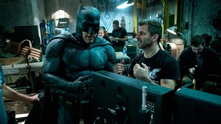 Zack Snyder's Justice League will be a separate film from the current DC Universe