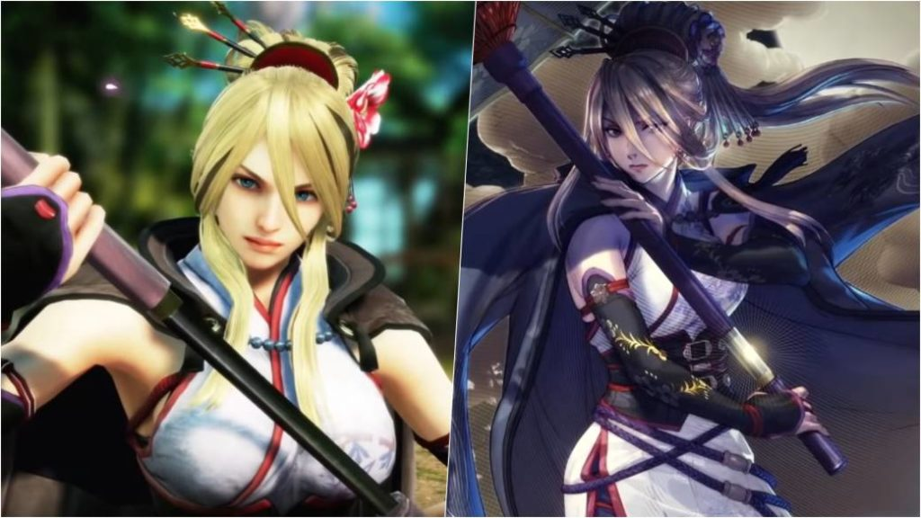 Soul Calibur VI: Setsuka will arrive on August 4; revealed contents