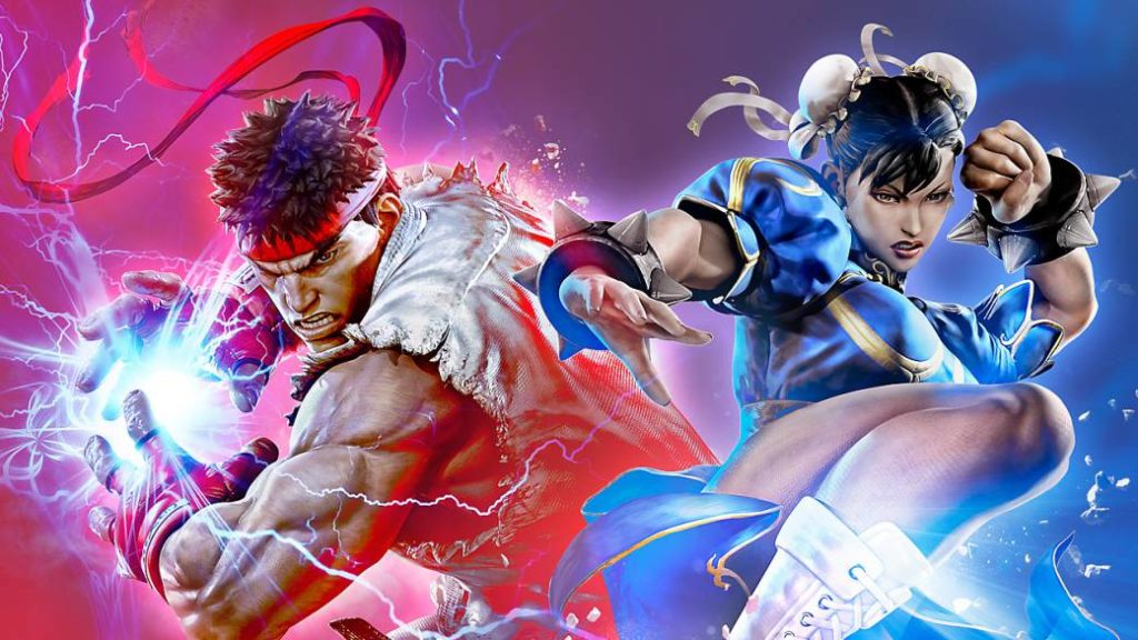 Street Fighter V will have a two-week free trial with all 40 characters