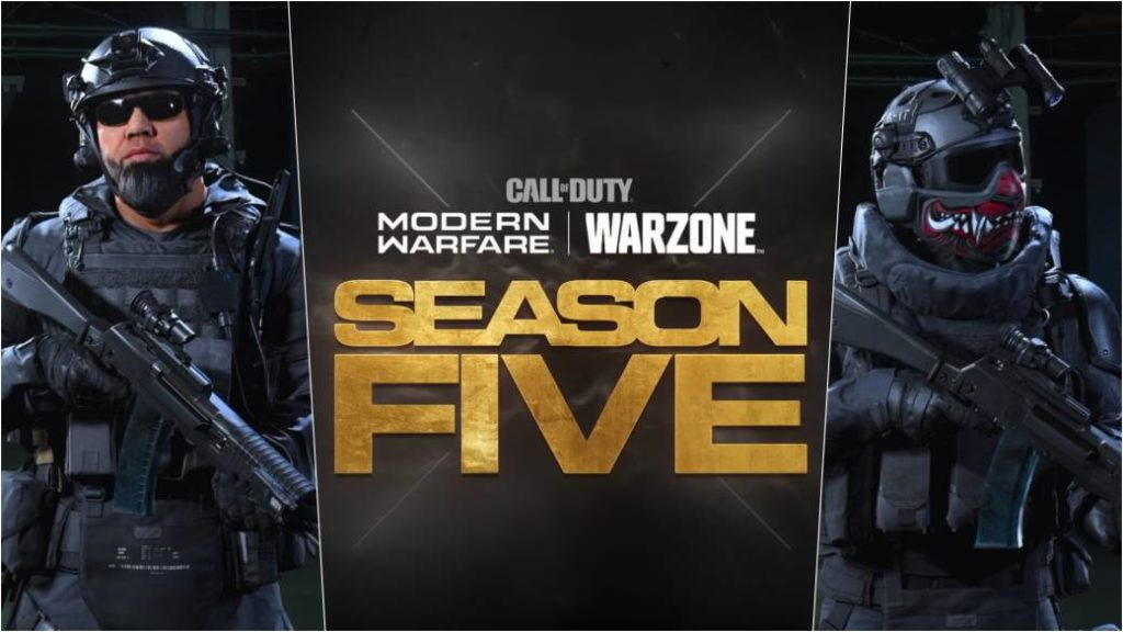 Call Of Duty Warzone Season 5 Everything We Know Date Trailer New Faction And More