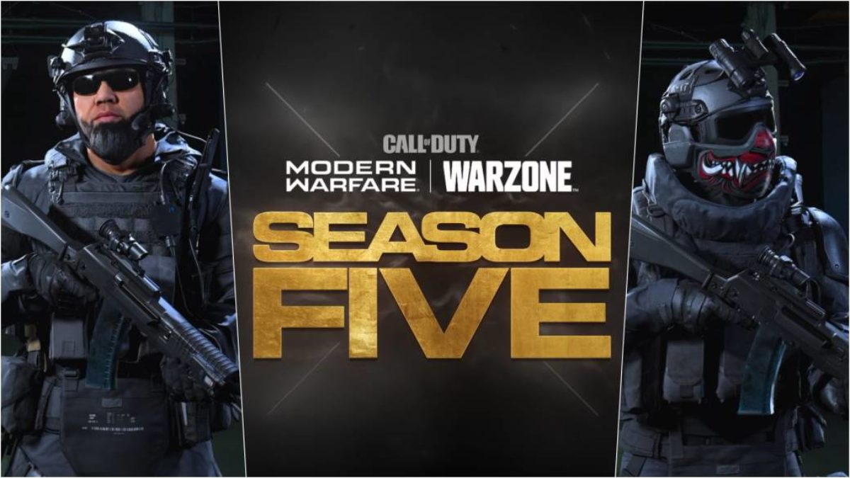 Call Of Duty Warzone Season 5 Everything We Know Date Trailer