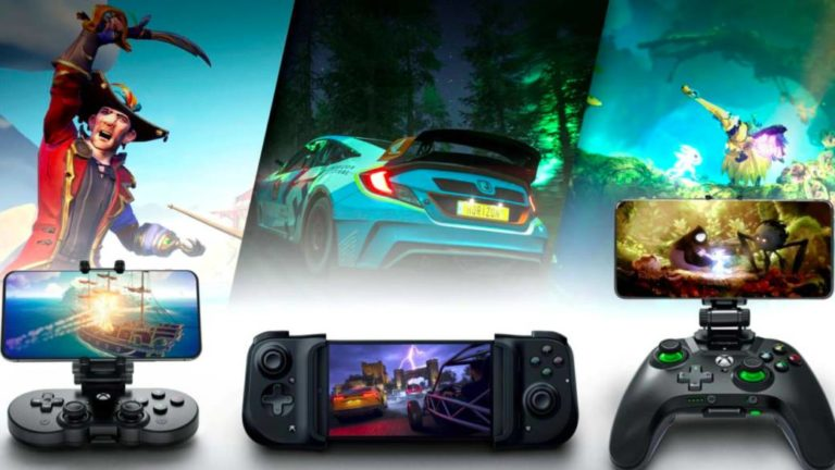 Project xCloud: first accessories to play Xbox Game Pass on our mobile