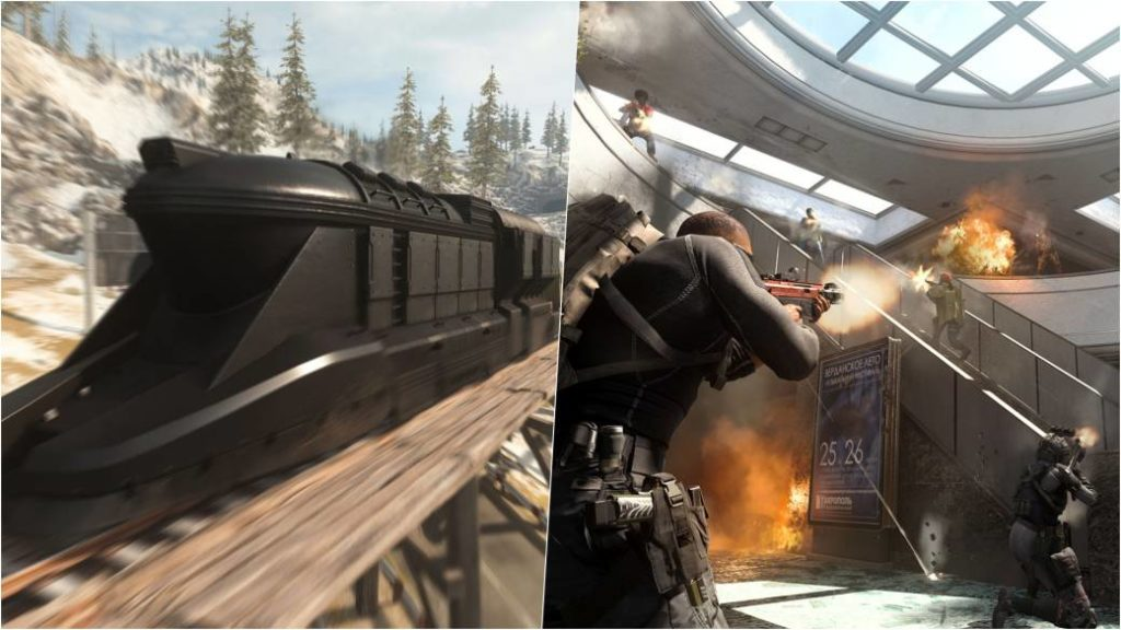 Call Of Duty Warzone Season 5 All The News Map Weapons And More