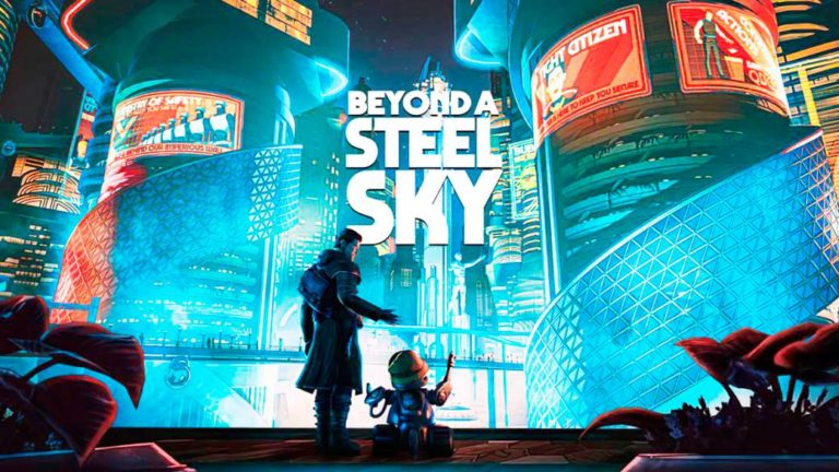 Beyond a Steel Sky: PC Review. Graphic science fiction adventure