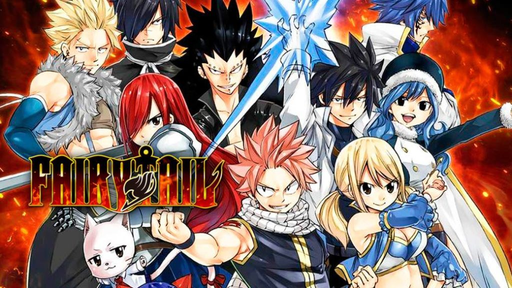 Fairy Tail. You don't die for friends, you live for them
