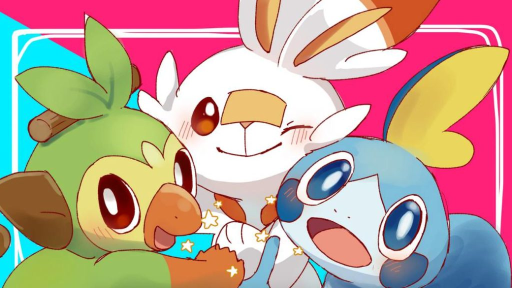 Pokémon: Sword and Shield is already the third best-selling game in the series