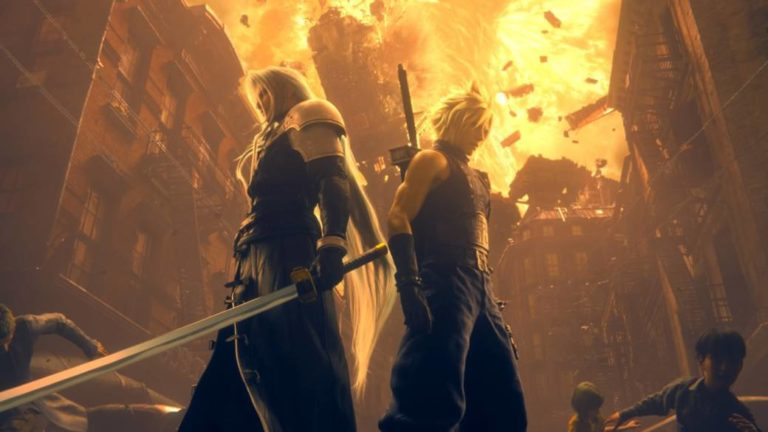 Final Fantasy VII Remake: download several free DLC of a chocolate offer