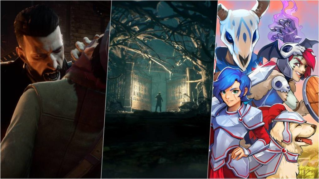 Get Vampyr, Wargroove and more for under € 14 on Steam in the Humble Bundle
