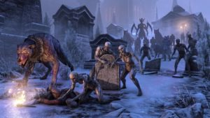 The Elder Scrolls: Online shows Stonethorn, the next DLC of the Greymoor chapter