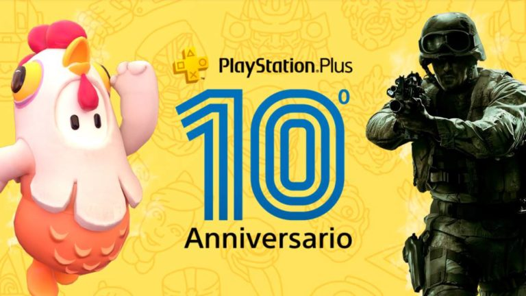 PS Plus turns 10: all about the PlayStation online service