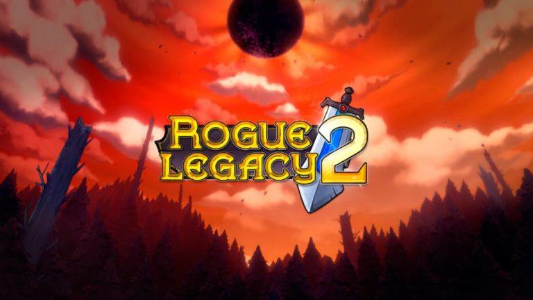 Rogue Legacy 2, impressions; the roguelike metroidvania returns