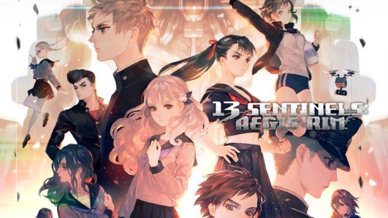 13 Sentinels: Aegis Rim, Prologue Impressions