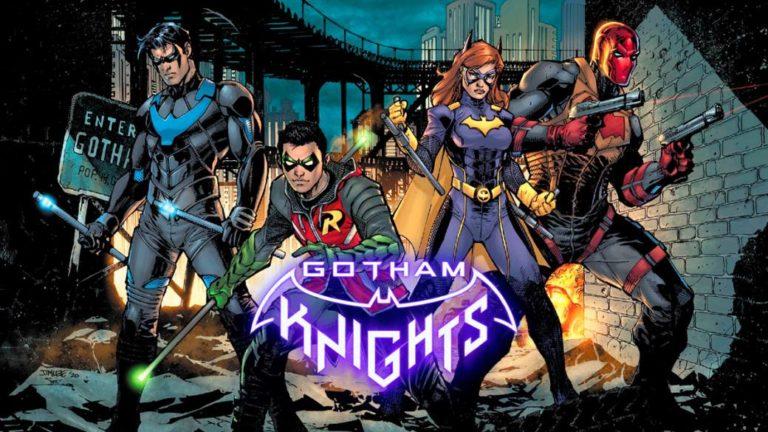 Gotham Knights, Preview: Batman (Not) Returns