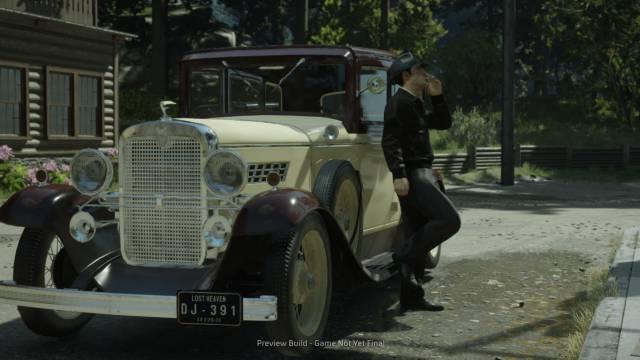 Mafia: Definitive Edition impressions preview remake ps4 xbox one pc